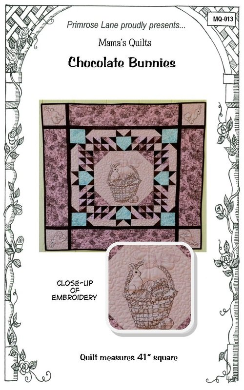 Chocolate Bunnies Kit