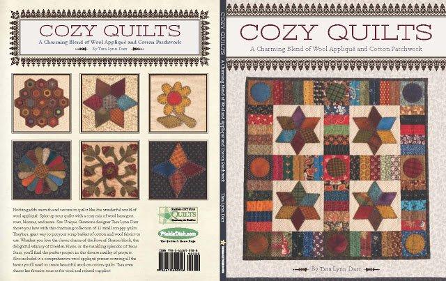 Cozy Quilts by Tara Lynn Darr