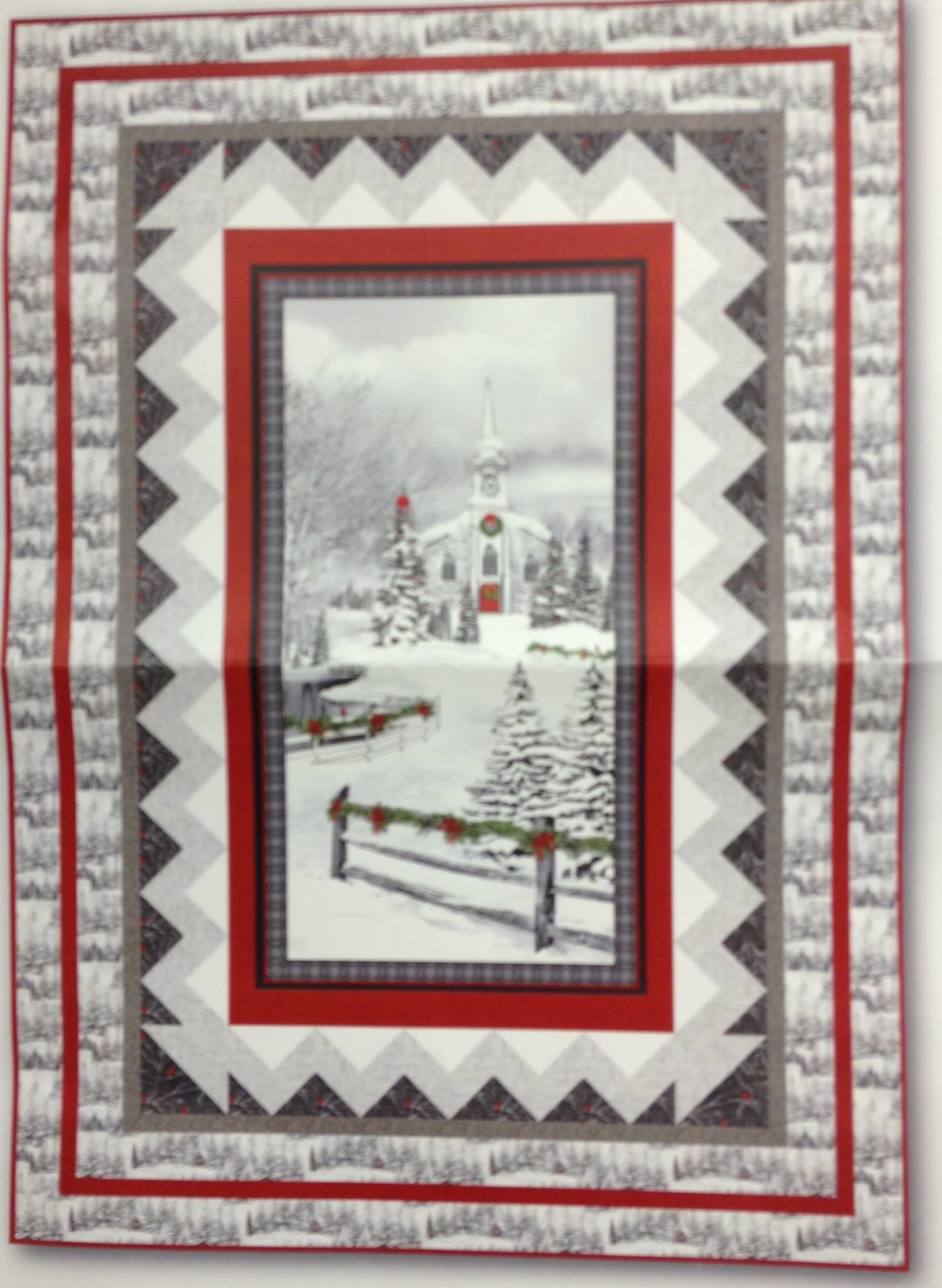 Home for Holidays Wallhanging kit