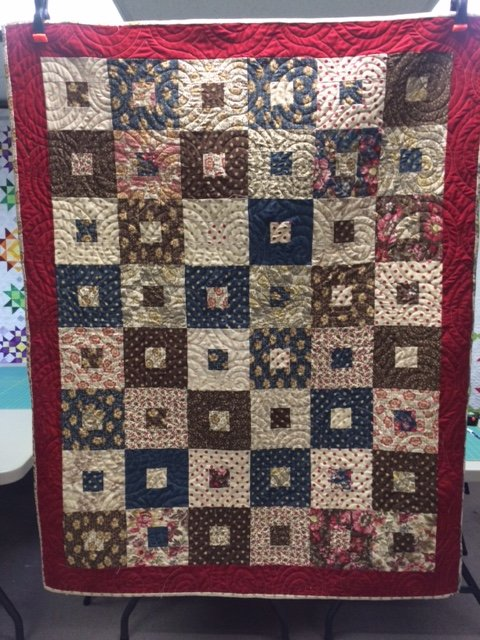 In a Square Quilt