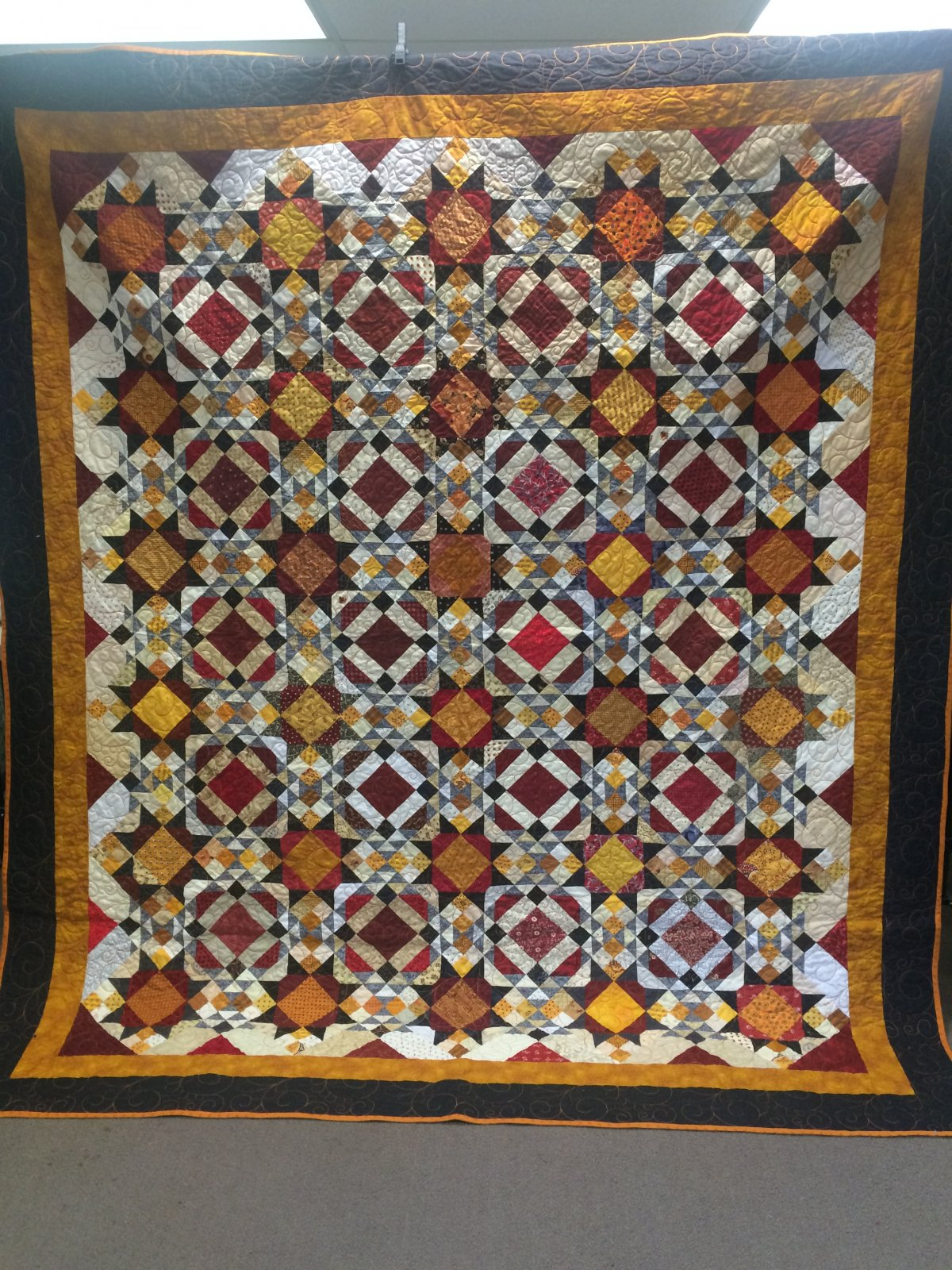 Alletaire Bonnie Hunter Mystery Quilt