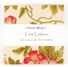 Love Letters by Laundry Basket Quilts