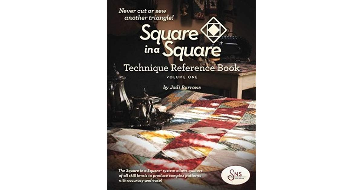 Square in A Square Technique Reference Book