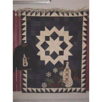 Winter Garden Quilt Kit