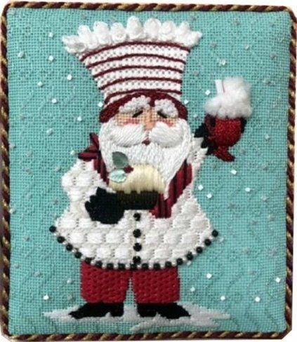 Kit-Cake and Cola Santa