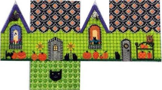 Kit-Mini Halloween House Part 1