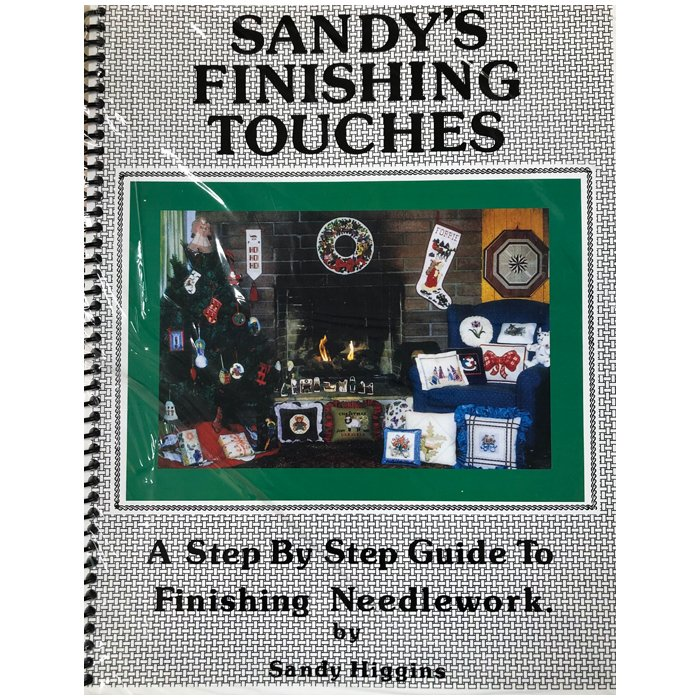 Book-Sandy's Finishing Touches
