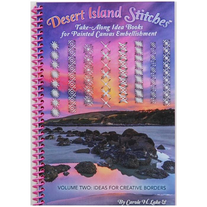 Book-Desert Island Stitches#2
