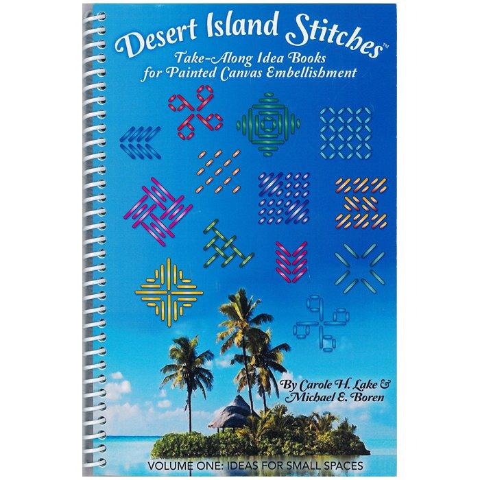 Book-Desert Island Stitches#1