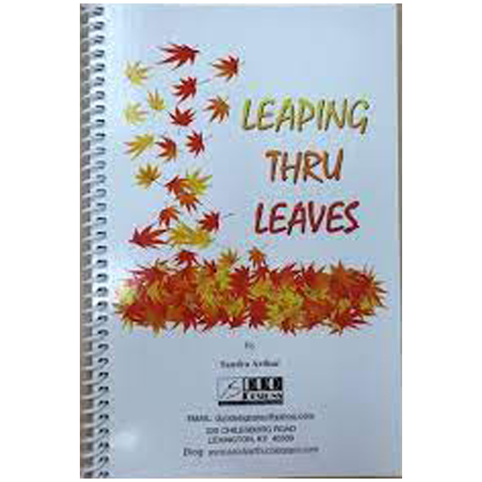 Book-Leaping Thru Leaves