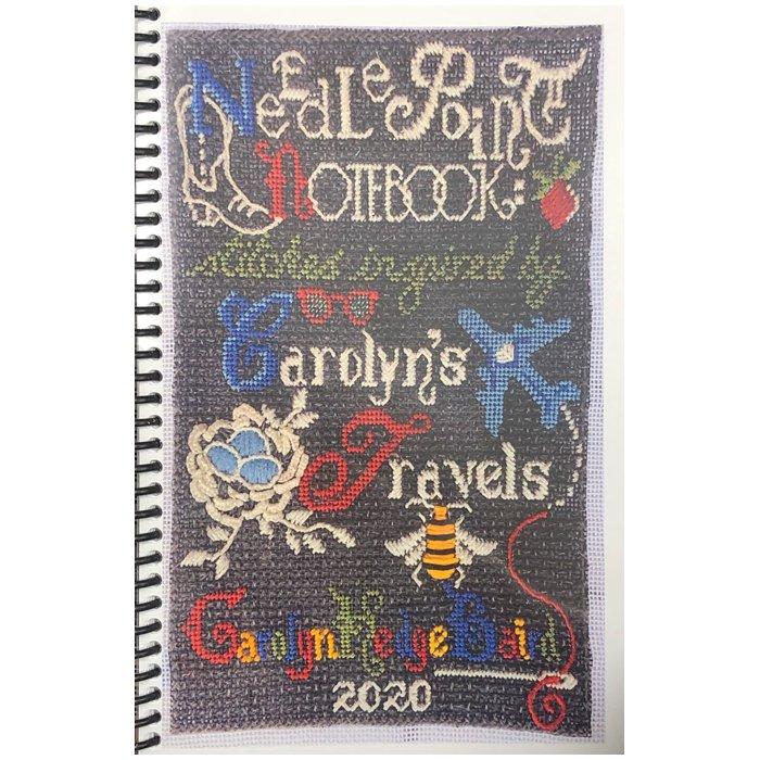 Book-CHB Needlepoint Notebook