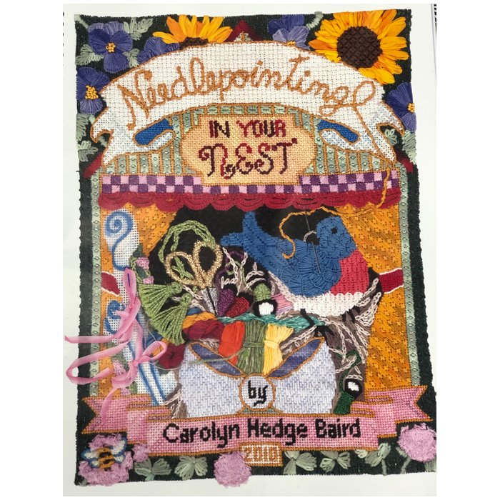 Book-CHB Needlepoint in the Nest