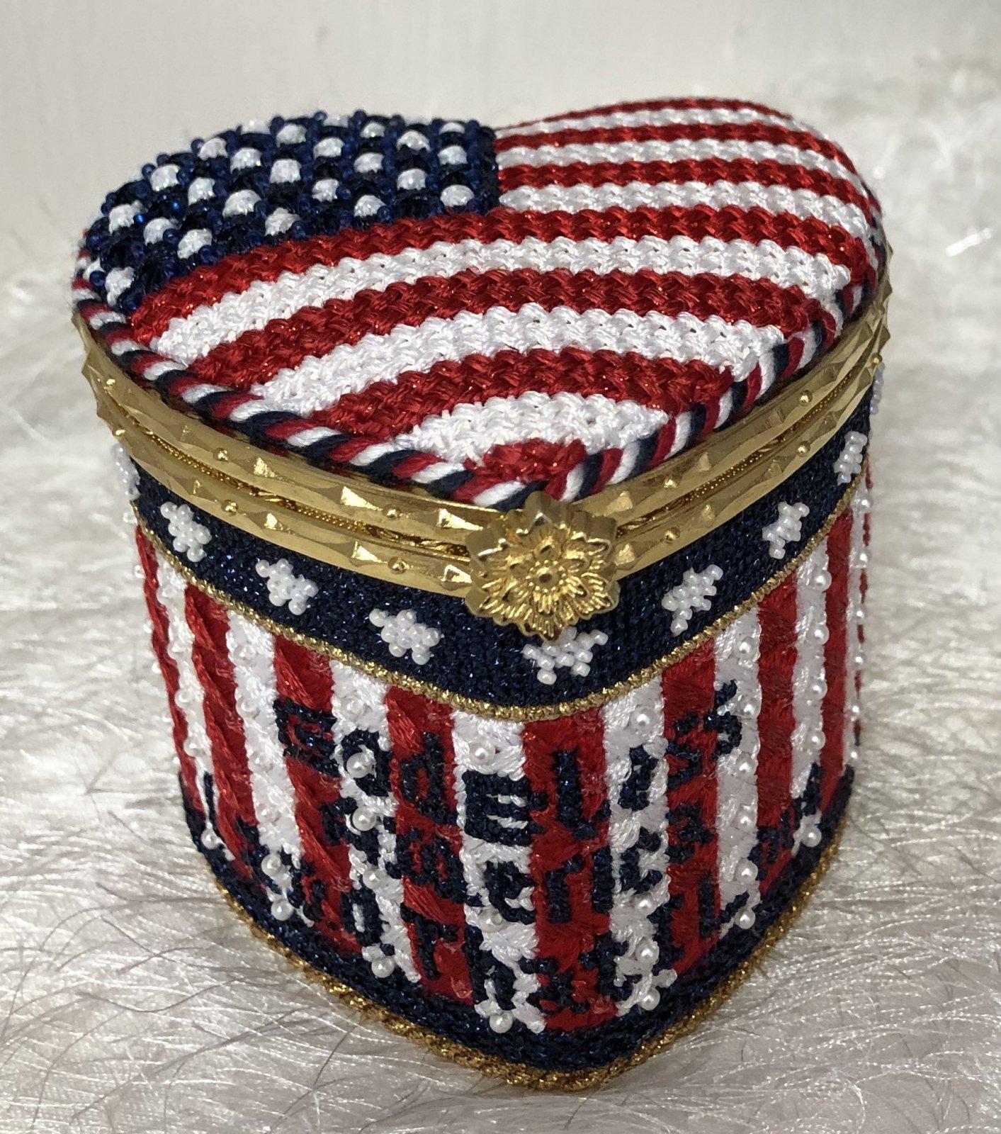 Kit-God Bless America Box