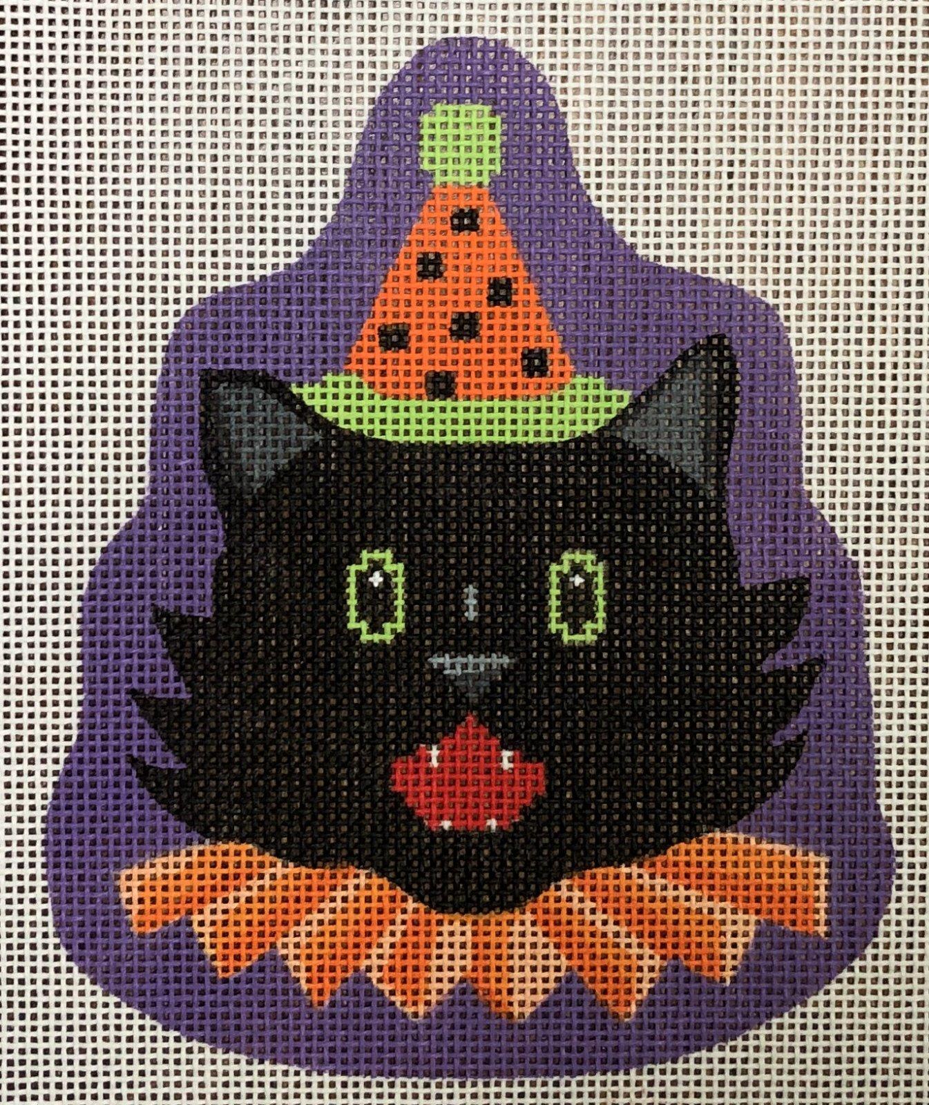 PC-Fancy Black Cat with SG  18M