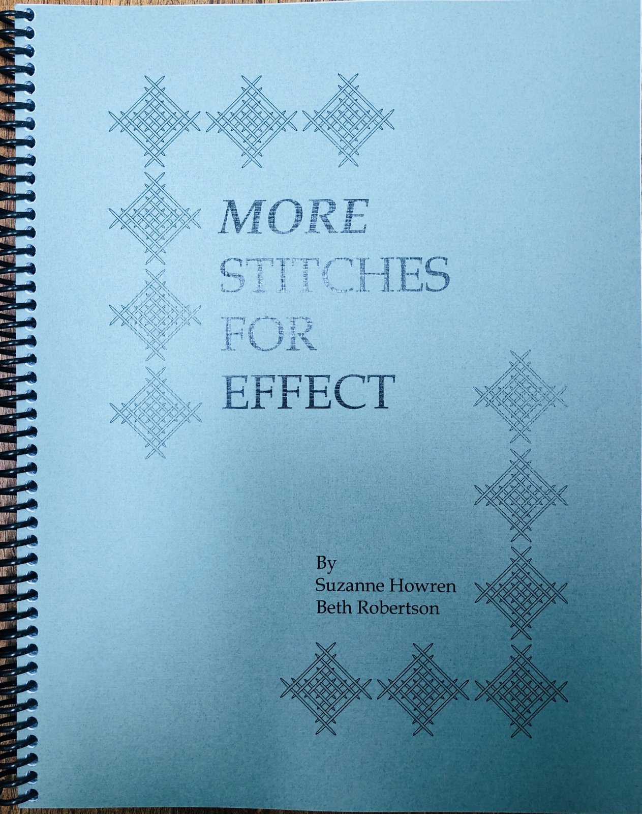 Book-More Stitches For Effect