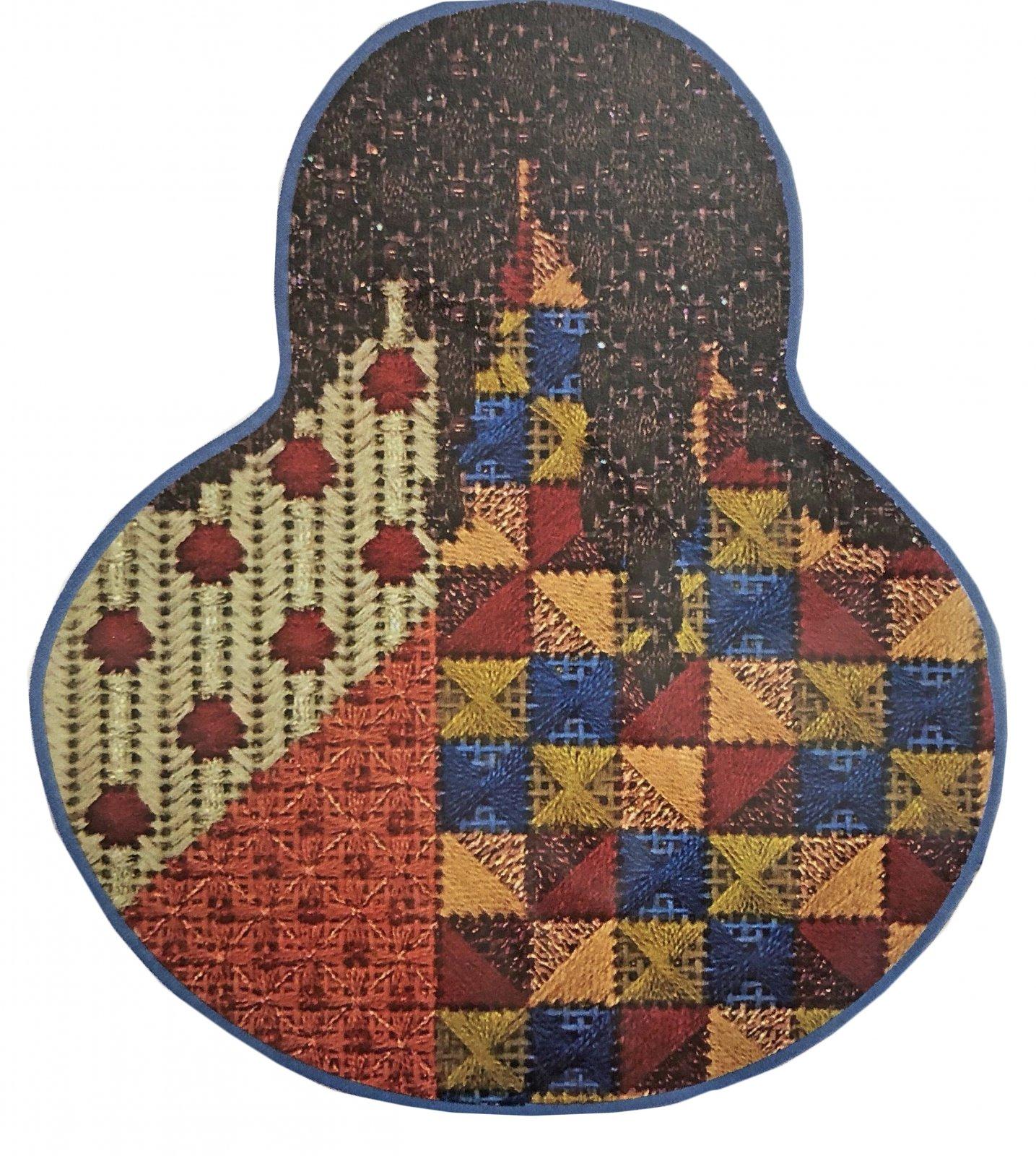 Kit-KCN Autumn Pear Club# 1 Autumn Checkered Madness Pear