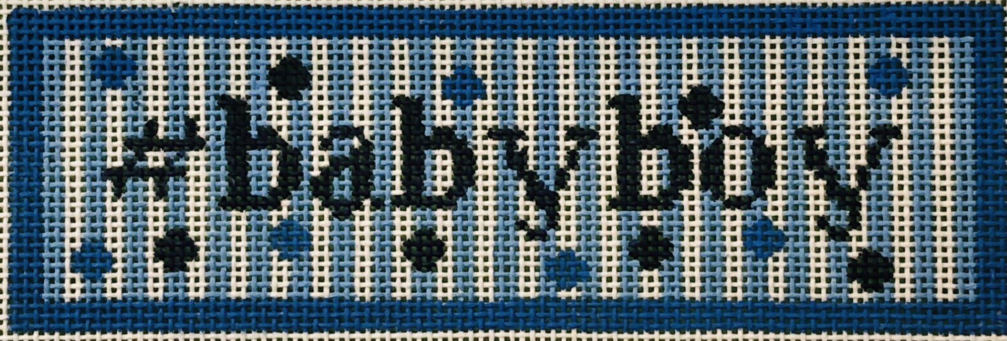 PC-Baby Boy in Blue 2x5