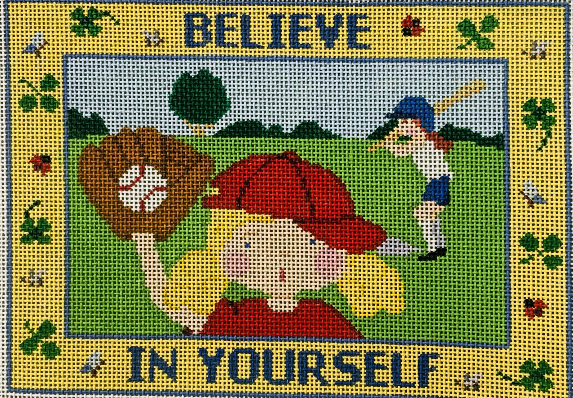 PC-Believe In Yourself 4x7.5
