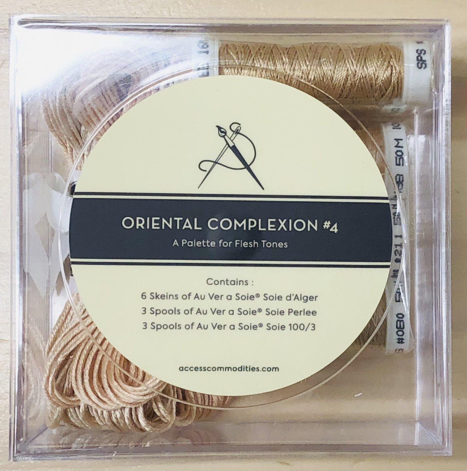 Flesh Tone Collection# 4 Oriental Complexion