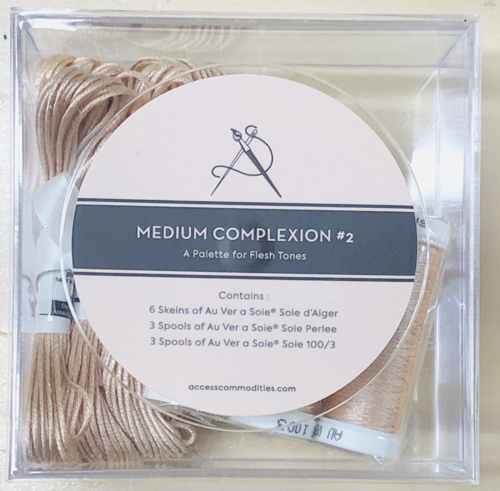 Flesh Tone Collection# 2 Medium Complexion