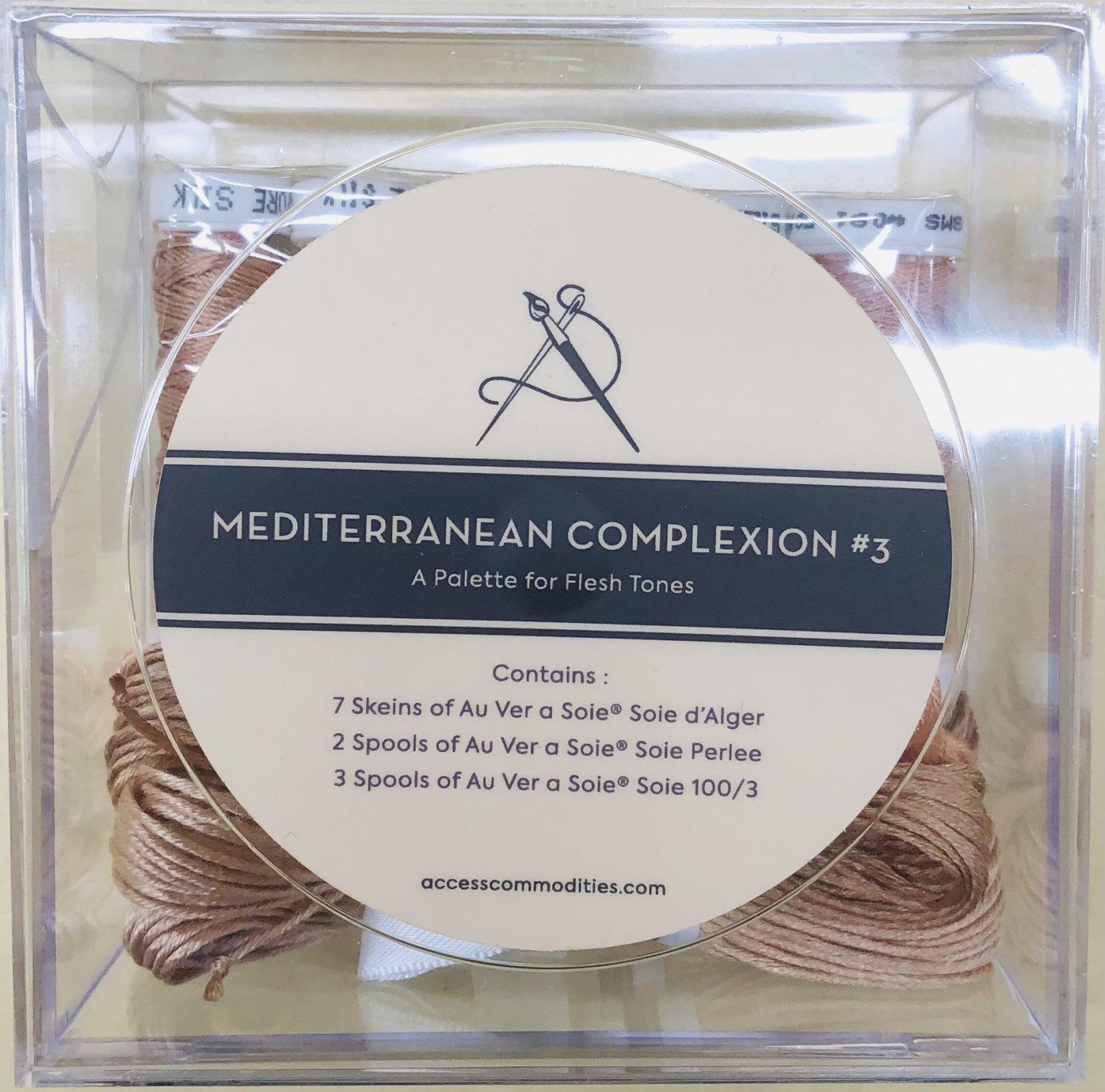 Flesh Tone Collection# 3 Mediterranean Complexion