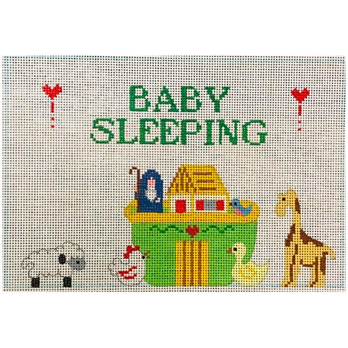 PC-Baby Sleeping Noah's Ark  7.5 x  5  18M