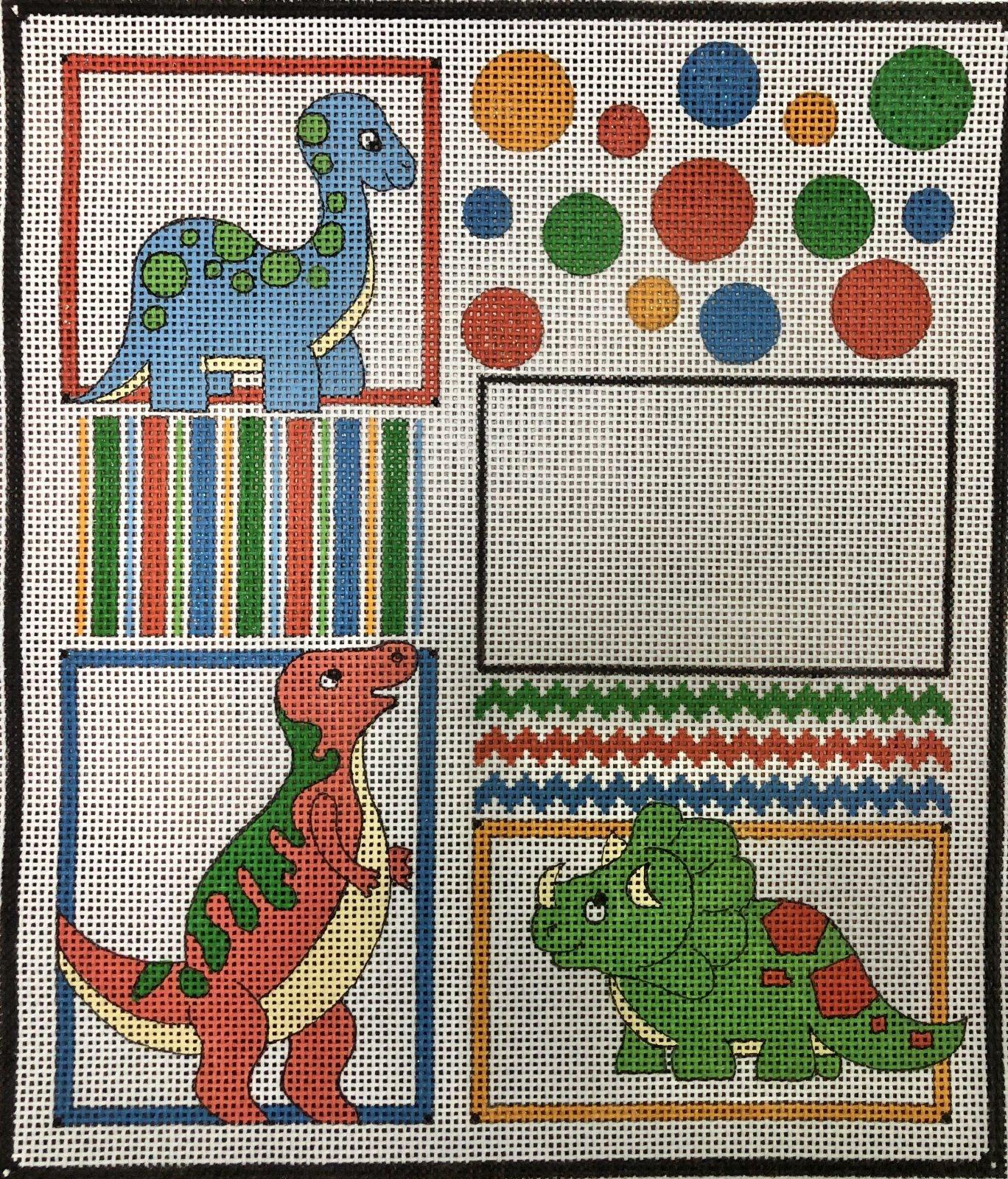 PC-Dinos & Patterns  9.5 x 11.5  13M