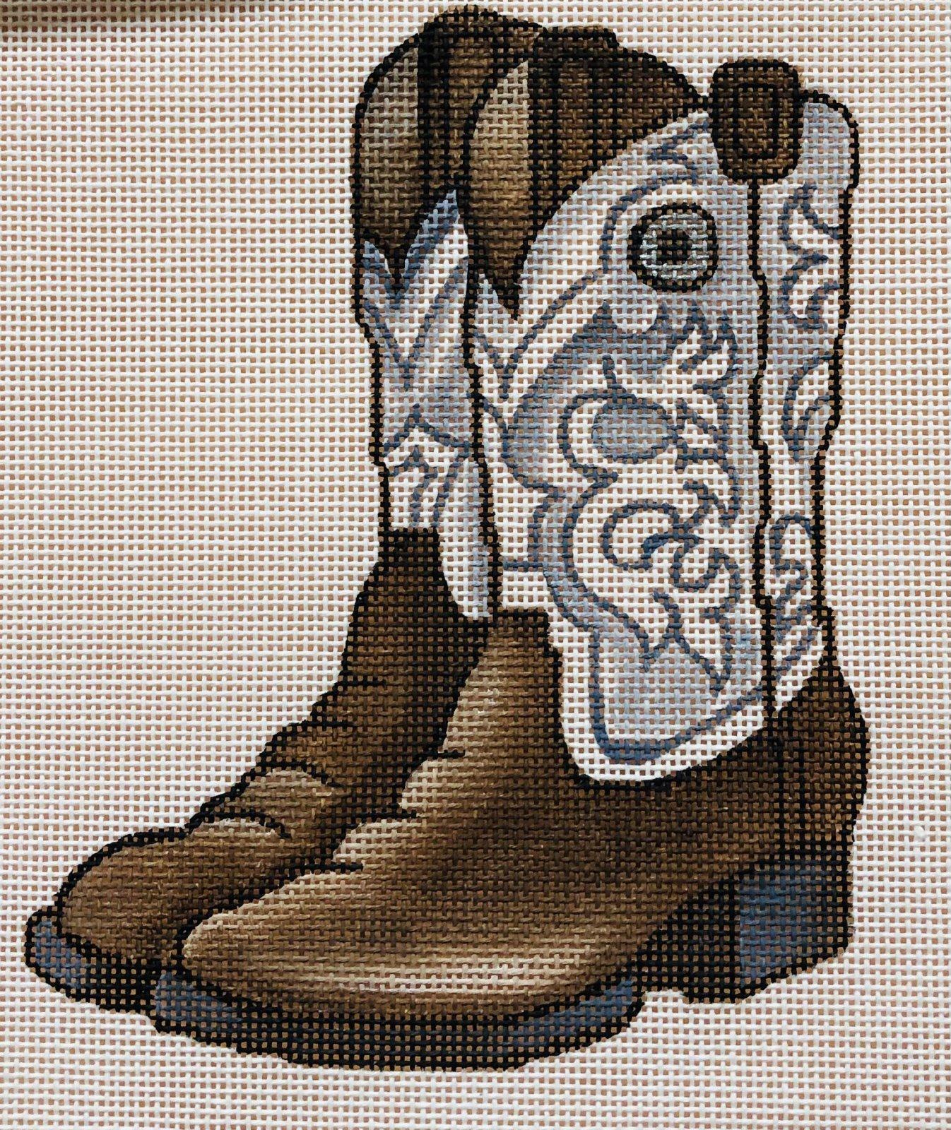 PC2025 Cowboy Boots 6x5, 18M