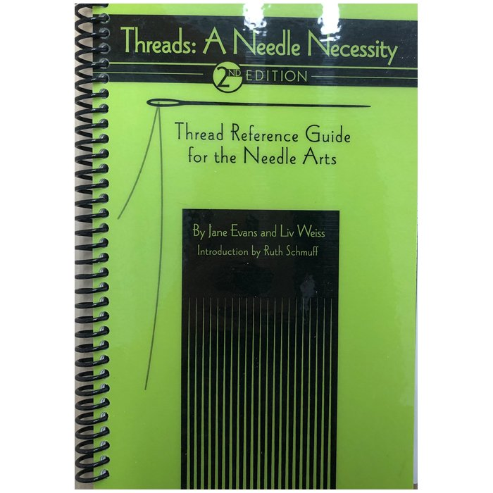 Book-Thread Reference Guide for the Needle Arts (2nd Edition)