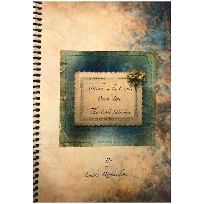 Book-Stitches A La Carte Book 2