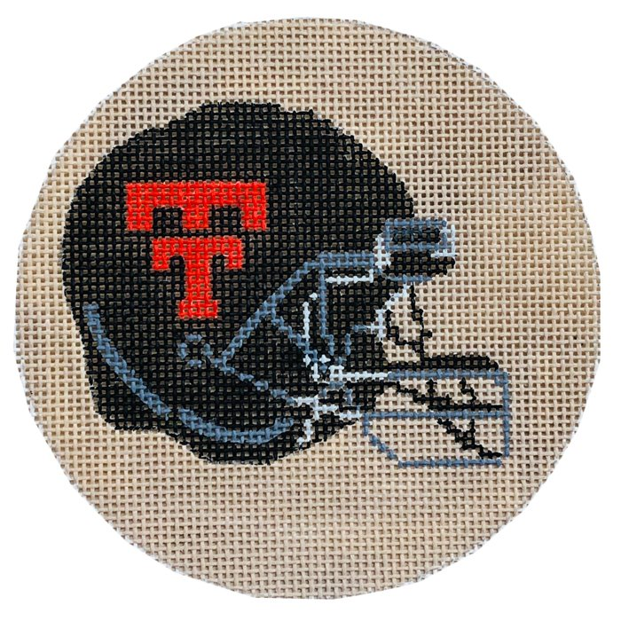 PC-Texas Tech Ornament 4 Round 18M