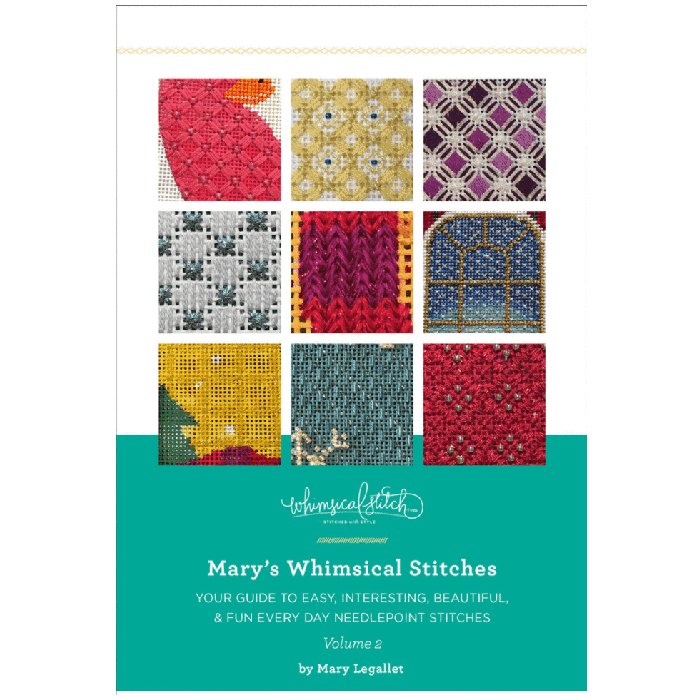 Book-Mary's Whimsical Stitches Volume 2