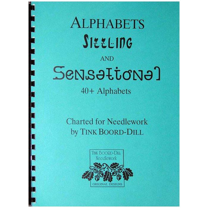 Book-Alphabets-Sizzling &Sensational