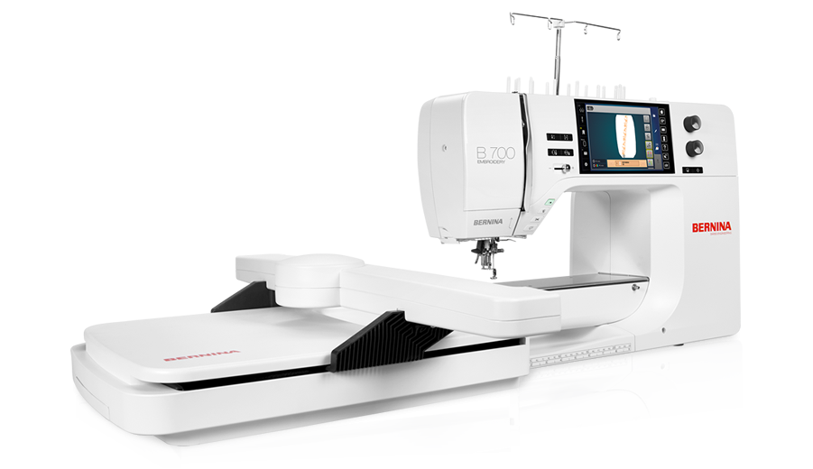 Bernina 700 Embroidery only No Module