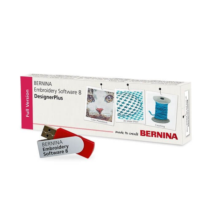 Bernina Embroidery Software 8 DesignerPlus