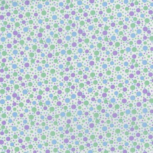 Everything But The Kitchen Sink 2017 Circus Dots Purple