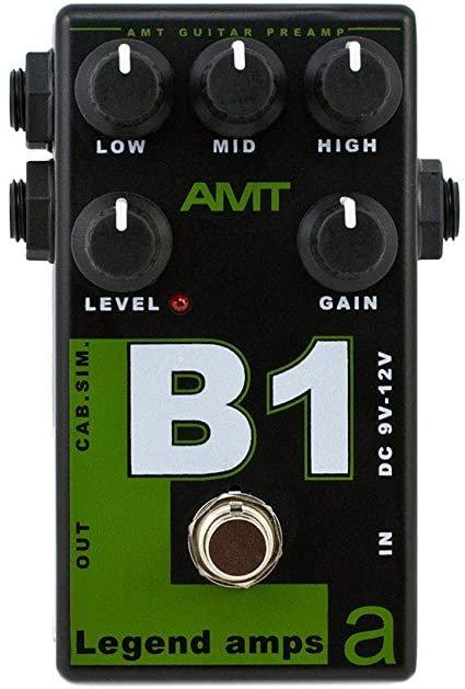 AMT Electronics Legend Amp Series B1 Bogner