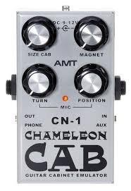AMT Electronics CN-1 Cab Chameleon Guitar Cabinet Emulator