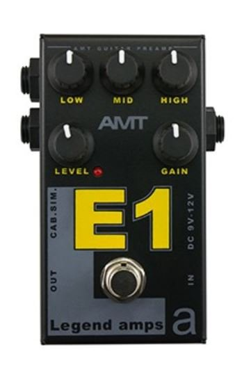 AMT Electronics Legend Amp Series E1 Engl