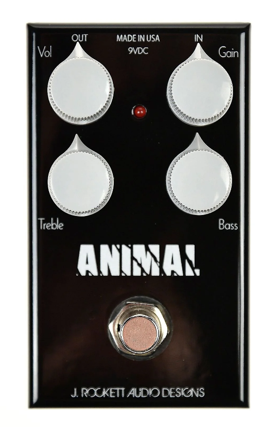 J. Rockett Audio Animal Overdrive