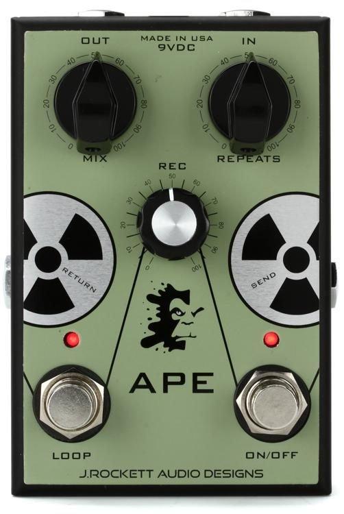 J. Rockett Audio APE Analog preamp Experiment