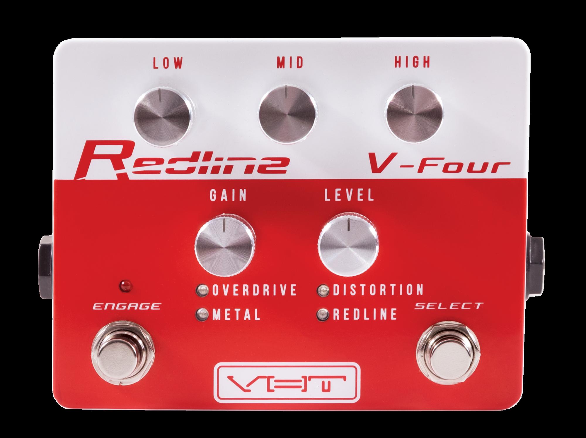 VHT Redline V-Four Overdrive Pedal