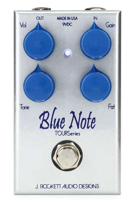 J. Rockett Audio Blue Note Overdrive