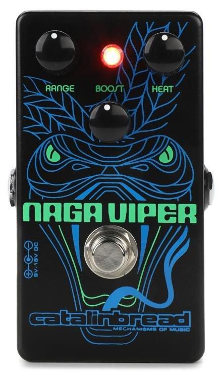 Catalinbread Naga Viper Treble Booster