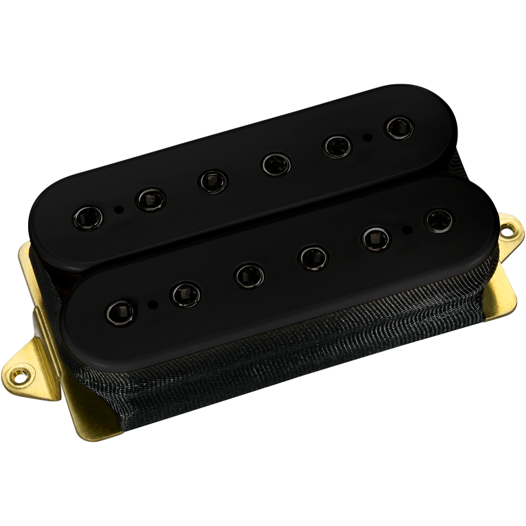 Dimarzio DP151 PAF Pro Pickup Black F Spaced