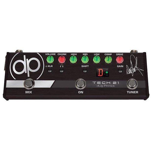 Tech 21 DP3X Dug Pinnick