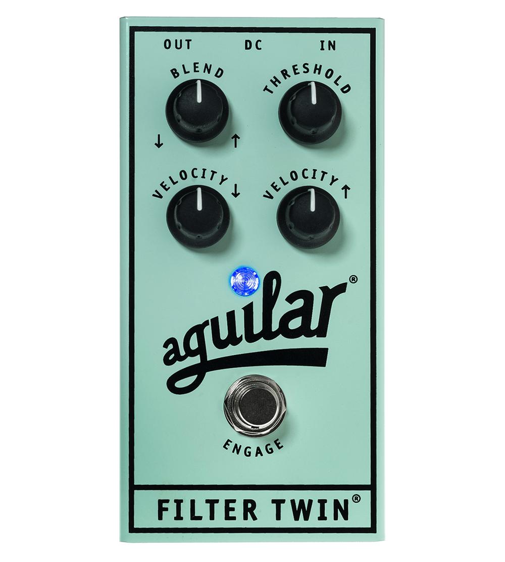 Aguilar Filter Twin Dual Envelope Filter
