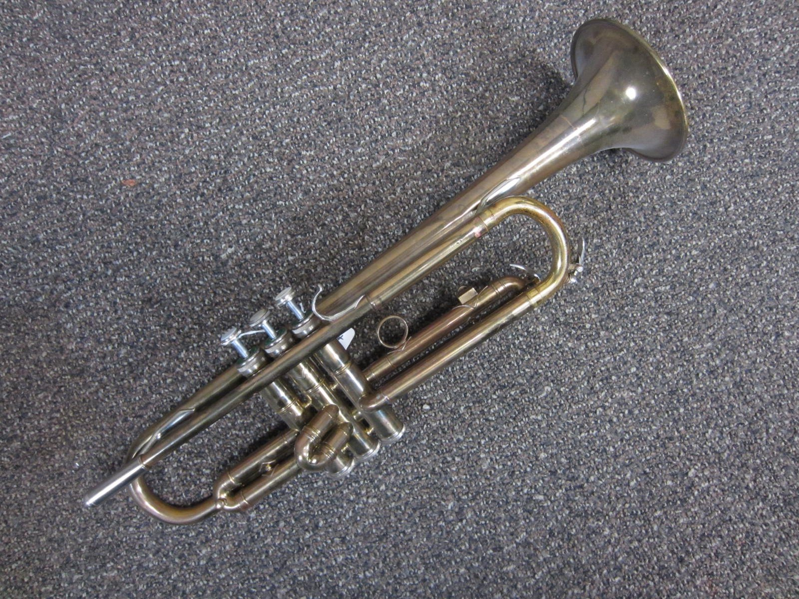 Vintage Blessing Standard Trumpet with Case