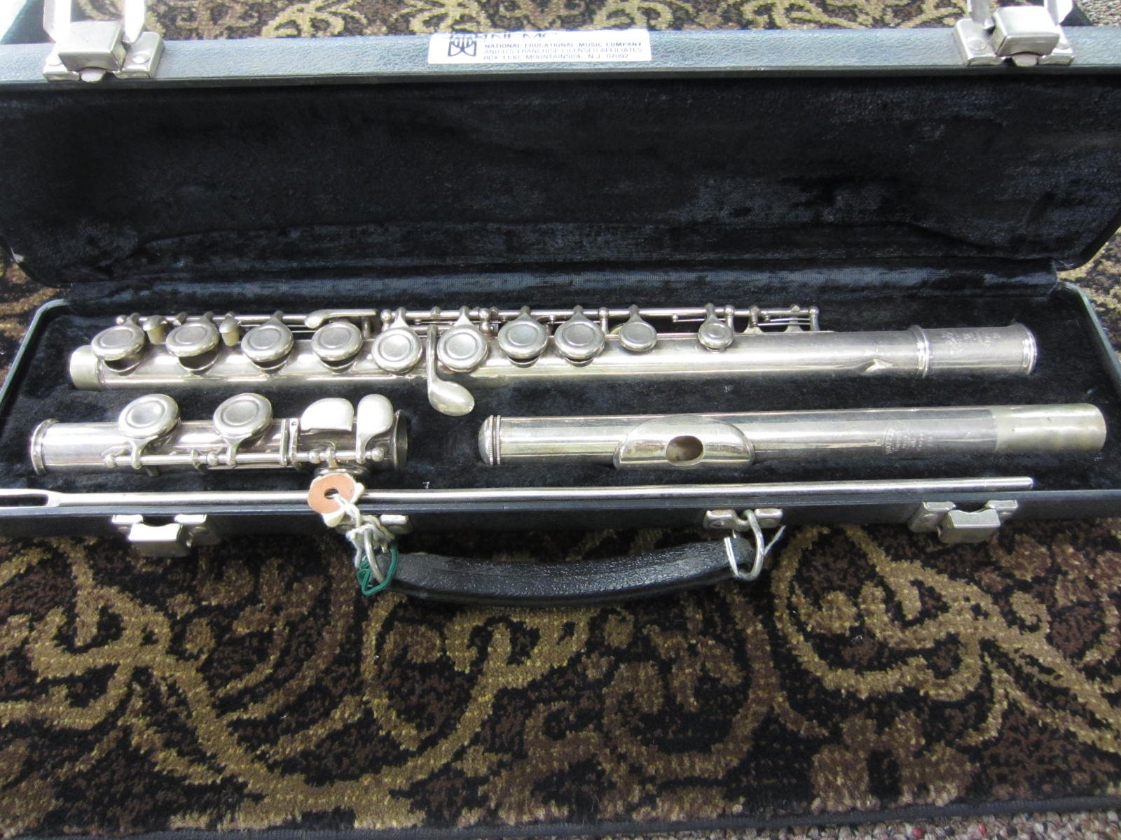 Buffet Crampon 228 Cooper Scale Flute