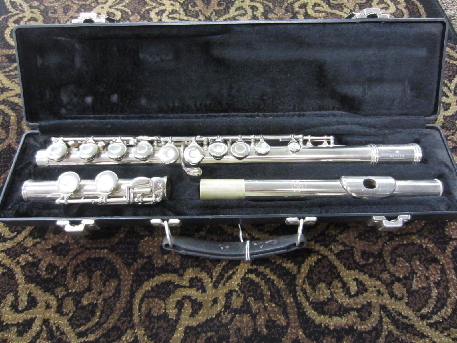 Gemeinhardt 2NP Flute with Case